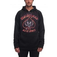 686 Men's Motörhead Bonded Fleece Pullover Hoody (S)
