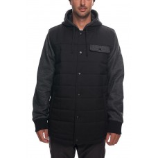 686 Men's Bedwin Insulated Jacket Black (L)