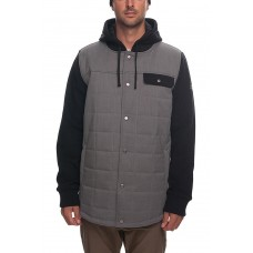 686 Men's Bedwin Insulated Jacket CHARCOAL (S L)