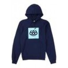 686 Women's Knockout Pullover Hoody Navy (XS S M L XL)