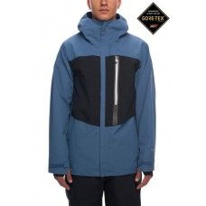 686 Men's GLCR GORE-TEX® GT Jacket BLUESTEEL COLORBLOCK  (M)