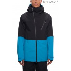 686 Men's GLCR Hydra Thermagraph® Jacket BLUEBIRD COLORBLOCK (XL)