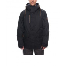 686 Men's S-86 Insulated Jacket BLACK (M L XL)