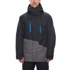 686 Men's Geo Insulated Jacket BLACK COLORBLOCK (S  L)