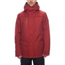 686 Men's Anthem Insulated Jacket  RUSTY RED (M)