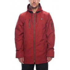 686 Men's Riot Insulated Jacket  RUSTY RED (S)