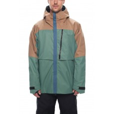 686 Men's Peacekeeper Jacket FERN COLORBLOCK (XL)
