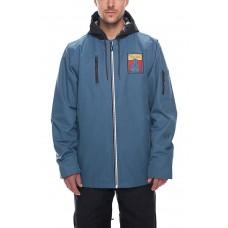 686 Men's Easy Jacket  BLUESTEEL SUBLIMATION (XL)