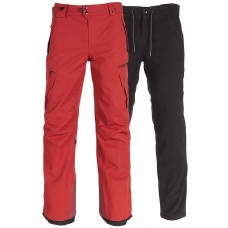 686 Men's SMARTY® 3-in-1 Cargo Pant RUSTY RED  (L)