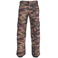 686 Men's Infinity Insulated Cargo Pant DARK CAMO  (S, M, XXL)