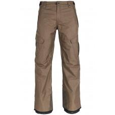 686 Men's Infinity Insulated Cargo Pant KHAKI MELANGE  (L, XL, XXL)