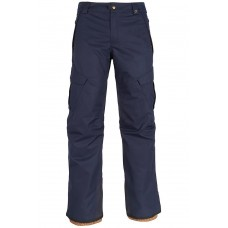 686 Men's Infinity Insulated Cargo Pant NAVY  (L, XL)