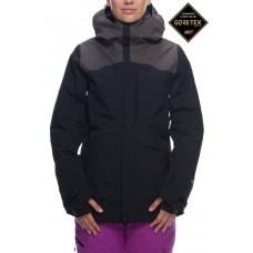 686 Women's GLCR GORE-TEX® Wonderland Insulated Jacket BLACK COLORBLOCK  (S)
