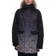 686 Women's Ceremony Insulated Jacket  BLACK FADE (S )