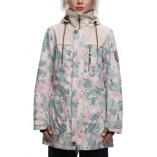 686 Women's Spirit Insulated Jacket CAMO LEAF COLORBLOCK (XS M)