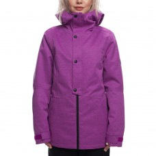686 Women's Rumor Insulated Jacket VIOLET SLUB (M L)