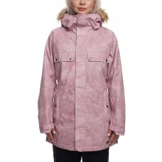 686 Women's Dream Insulated Jacket BLUSH WASH (XS, S)