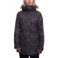 686 Women's Dream Insulated Jacket GHOST ROSE CAMO (S, M)