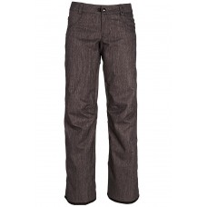 686 Women's Patron Insulated Pant BLACK DENIM (S, M, L)