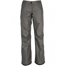 686 Women's Patron Insulated Pant CHARCOAL MELANGE (XS, S, M)