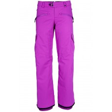 686 Women's Mistress Insulated Cargo Pant VIOLET (L)