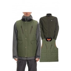 686 Men's SMARTY® 4-in-1 Complete Jacket SURPLUS GREEN (M)