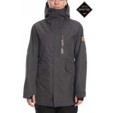 686 Women's GLCR GORE-TEX® Moonlight Insulated Jacket CHARCOAL TXTR  (S)