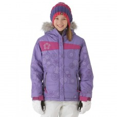 686 Girls Mannual Gidget Puffy JKT  (M)