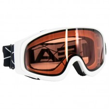 Head Icon D White Ski goggles