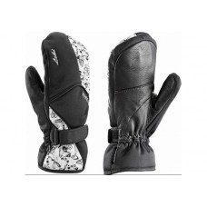 Leki Butterfly Mitten Lady Black/Grey/White