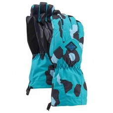 Burton Youth Profile Glove Evrgld SPR Leopard (L)