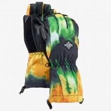 Burton Youth Profile Glove Slime Surf Stripe (XL)