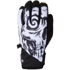 686 Men's Ruckus Pipe Glove Black Sublimation (L)