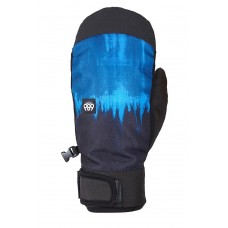 686 Men's Mountain Mitt Charcoal Tie Dye (L)