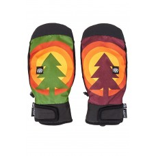 686 Men's Mountain Mitt Tree Life (M)