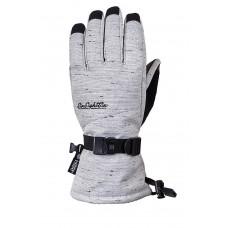 686 Women's Paige Glove White Slub (M L)