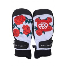 686 Women's Crush Mitt ROSES (S)