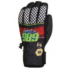 686 Men's Ruckus Pipe Glove Racing  (L)