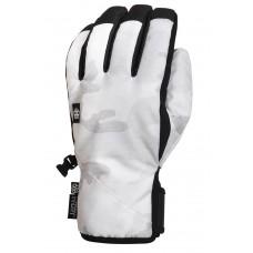 686 Men's Ruckus Pipe Glove White Camo (L)