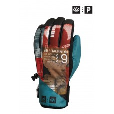 686 Men's Ruckus Pipe Glove Primitive  (L)