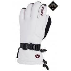 686 Women's GORE-TEX Linear Glove White (M)