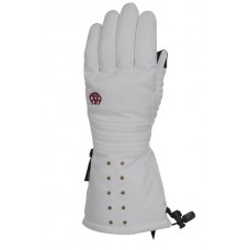 686 Women's Jett Glove White (M)