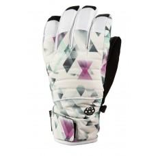 686 Women's infiLOFT® Majesty Glove GEO FADE (M)