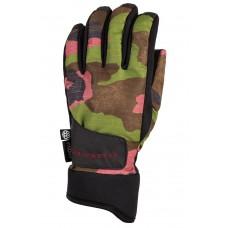 686 Women's Crush Glove CRUSHED BERRY CAMO (M)