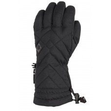 686 Women's Patron Gauntlet Glove Black (M)