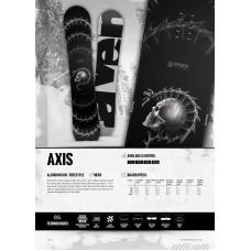 Raven Axis (156cm 162W)
