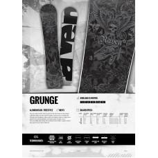 Raven Grunge (153cm)
