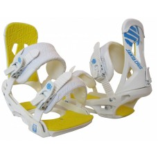 Santa Cruz Homer White/Yellow (M/L)