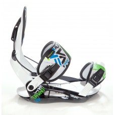 Raven S250 Black/White/Green (M L XL)