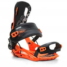 Raven Fastec FT 270 Black/Orange (XL)